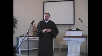 "Gospel: ""Jesus Greater Than Moses,"" Rev. R. Scott MacLaren, First OPC Perkasie, PA 7/15/12"