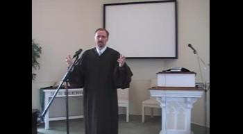 "Story: ""Swimming in the Lake,"" Rev. R. Scott MacLaren, First OPC Perkasie, PA 7/15/12"