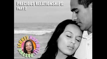 Relationships Part 2
