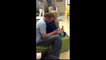 Family Sings Mighty to Save in Waiting Room With Baby in Critical Condition - INSPIRING!