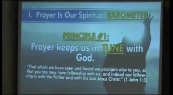 FBIC Sermon Video 13-July-2012