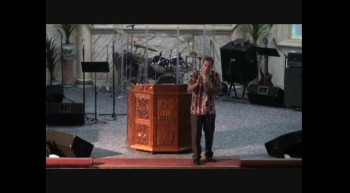 Trinity Church Sermon 7-15-12 Part-1
