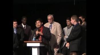 David Rivera...Loving Hands Ministries @ The Tabernacle in Sarasota, FL