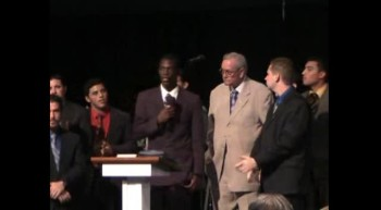 Joshua Williams...Loving Hands Ministries @ The Tabernacle in Sarasota, FL