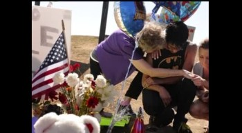 Tribute to Colorado Shooting Victims- Just Pray by Moriah Peters and Rhett Walker