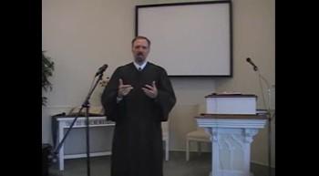 "Sermon: ""The Serpent in the Wilderness,"" R. S. MacLaren, 7/22/12"