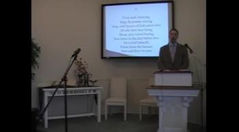 "Congregational Hymn: ""Wondrous King, All Glorious,"" First OPC Perkasie, PA 7/22/12"