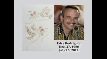 edry's tribute-pastor lyons' sermon