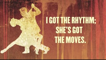 Capital Lights - Rhythm 'N' Moves (Lyric Video)