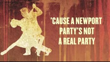 Capital Lights - Newport Party (Lyric Version)