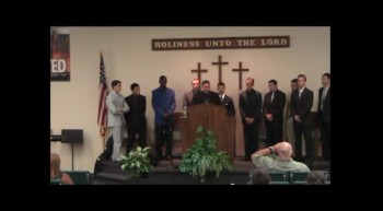 Joshua Conley...Loving Hands Ministries @ Calvary First Assembly in Haines City, FL