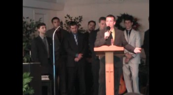 Joseph Hamblen...Loving Hands Ministries @ New Vision Worship Center in Sarasota, FL