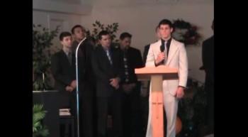 Garrett Gingerich...Loving Hands Ministries @ New Vision Worship Center in Sarasota, FL