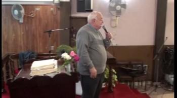 Dios es amor, pero también tiene ira. Pastor Walter Garcia. 01-07-2012