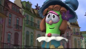 NEW VeggieTales: The Penniless Princess