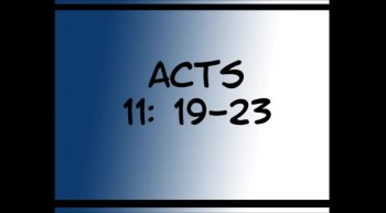 Acts 1: 19 - 23