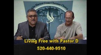 *flashback* Living Free with Pastor D 9/9/11 Be an Overcomer part 1