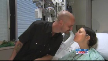 Beautiful Love Story - Couple Weds in Hospital With Bride on Deathbed