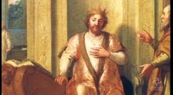 Nathan Rebukes King David