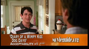 DIARY OF A WIMPY KID: DOG DAYS review