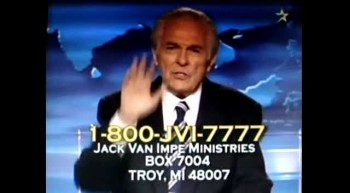 Jack Van Impe talks about the death penalty