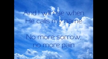 I Will Rise - Chris Tomlin (Music Video With Lyrics)