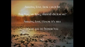 You Are My King (Amazing Love) - Newsboys (Music Video With Lyrics)