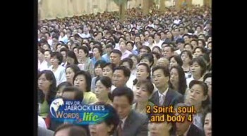 Jaerock Lee: Spirit, Soul and body - 2, part 4.