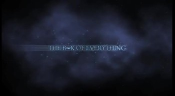 The Book of Everything - Understand the Universe (iBook for iPad + Blog)