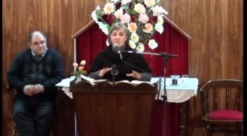 Poniendo Toda la Fe en la oracíon. Hna Viviana Garcia. 22-07-2012