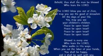 Psalm 128 NKJV Scripture Song