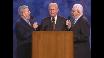 Billy Graham, George Beverly Shea and Cliff Barrows - This Little Light of Mine [Live]