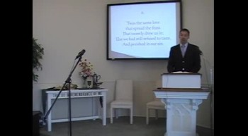 """Hymn: """"How Sweet and Aweful Is the Place"""" First OPC Perkasie PA 8/05/12"""