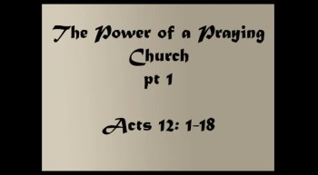 The Power of Prayer in the Church