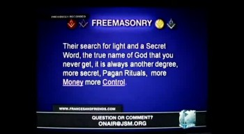 Freemasonry- Part 2 of 13
