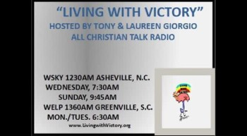 Living With Victory -  Do We Recognize God's Arrival?