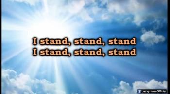 Britt Nicole - Stand (Lyric Video) Album