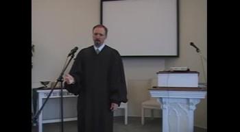 "First Presbyterian Church Worship Service, 8/19/12. R. Scott MacLaren, ""One Final Sacrifice"""