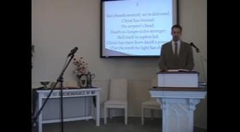 "Congregational Hymn: ""Praise the Savior,"" First OPC Perkasie, PA 8/19/12"