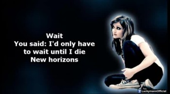 Flyleaf - New Horizons (Lyric Video) New Song