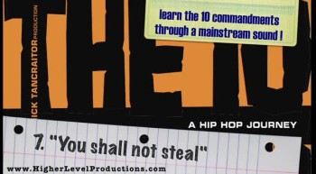 The 10 Commandments music cd album demo LISTEN NOW ! :) by Higher Level Productions