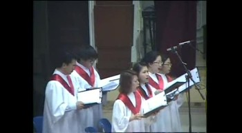 Kei To Mongkok Church Sunday Service 2012.08.26 Part 1/4