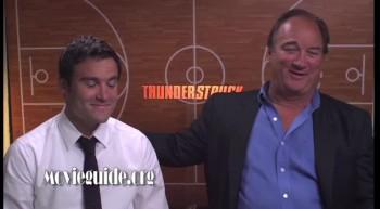 THUNDERSTRUCK - James and Robert Belushi interview
