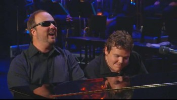 Gordon Mote and Christpher Phillips - Dueling Pianos Medley [Live]