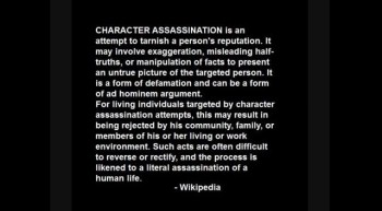 Exposing The Illuminati - Whispering Campaigns