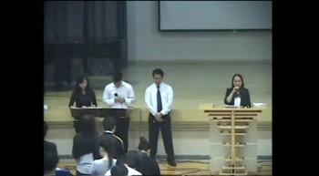 Kei To Mongkok Church Sunday Service 2012.09.02 Part 3/4