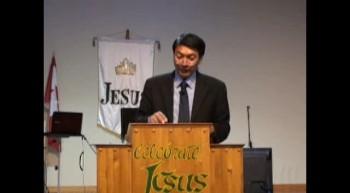 Pastor Preaching - September 02, 2012