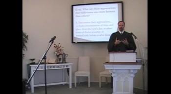 "Catechism: ""Not Now!!"" Rev. R. Scott MacLaren, First Presbyterian Church, Perkasie, PA 9/09/12"
