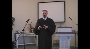 Complete Worship Service, First Presbyterian Church (OPC) Perkasie, PA 9/09/12