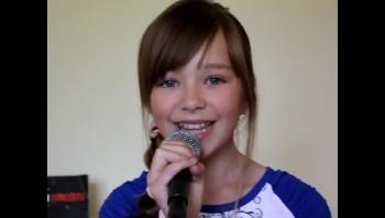 Connie Talbot - Give Your Heart A Break - Demi Lovato cover